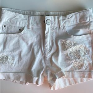 Embroidered P.S. from Aeropostale Shorts